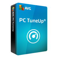 Backup and Repair: AVG PC TuneUp 1Device 1year