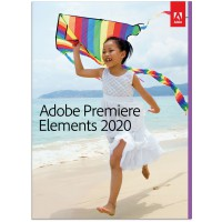 Adobe Elemens 2020 - Up-To-Date and Easy to use: Adobe Premiere Elements 2020 | English | Mac