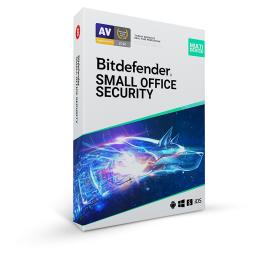 Zakelijk IT Beveiliging: Bitdefender Small Office Security | 10Apparaten | 1Jaar