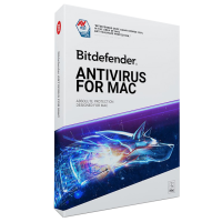 Black Friday: Bitdefender Antivirus for 1MAC 1Year