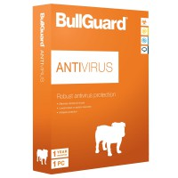 Security: BullGuard Antivirus 1PC 1year