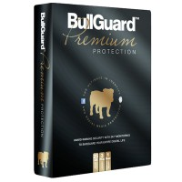 Security: BullGuard Premium Protection 15devices 3years