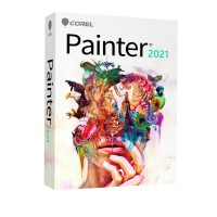 Multimedia: Corel Painter 2021 PC/MAC