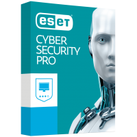 Security: ESET Cyber Security PRO 1MAC 1Year