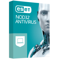 Why security?: ESET NOD32 Antivirus 1PC 1Year