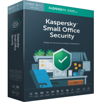 Kaspersky Small Office Security 10PC+1FS 1year
