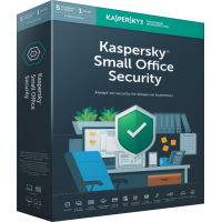 Business IT Security: Kaspersky Small Office Security 5PC+1FS 1year