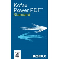 Multimedia: Kofax Power PDF Standard 4.0 | 1PC | Windows