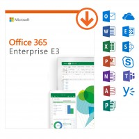 Office: Microsoft Office 365 Enterprise E3
