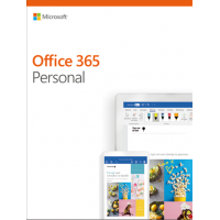 Office products: Microsoft Office 365 Personal 1User 1year