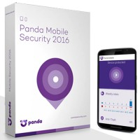 Mobile Security: Panda Mobile Security 5Dev 1Year
