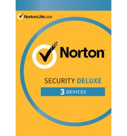 Norton Security Deluxe 3-Devices 1year 2021 - Antivirus Included - Windows | Mac | Android | iOs