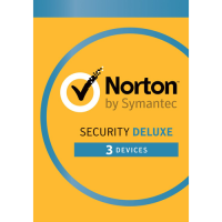 Why security?: Norton Security Deluxe 3-Devices 1year 2021 - Antivirus Included - Windows | Mac | Android | iOs