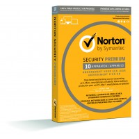 Total Security: Norton Security Premium 10-Apparaten + 25GB Backup 1jaar 2020 - Antivirus inbegrepen - Windows | Mac | Android | iOS