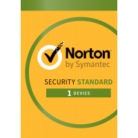 Internet Security: Norton Security Standard 1-Device 1year | 2021 edition
