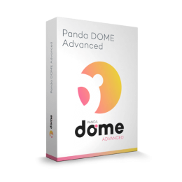 Security: Panda Dome Advanced Internet Security 1device 1year