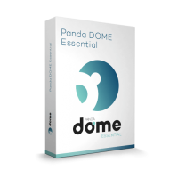 Security: Panda Dome Essential Antivirus 1device 1year
