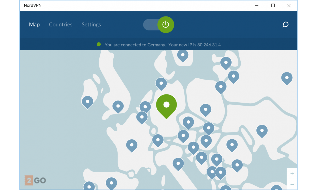 Dispositivi NordVPN 6