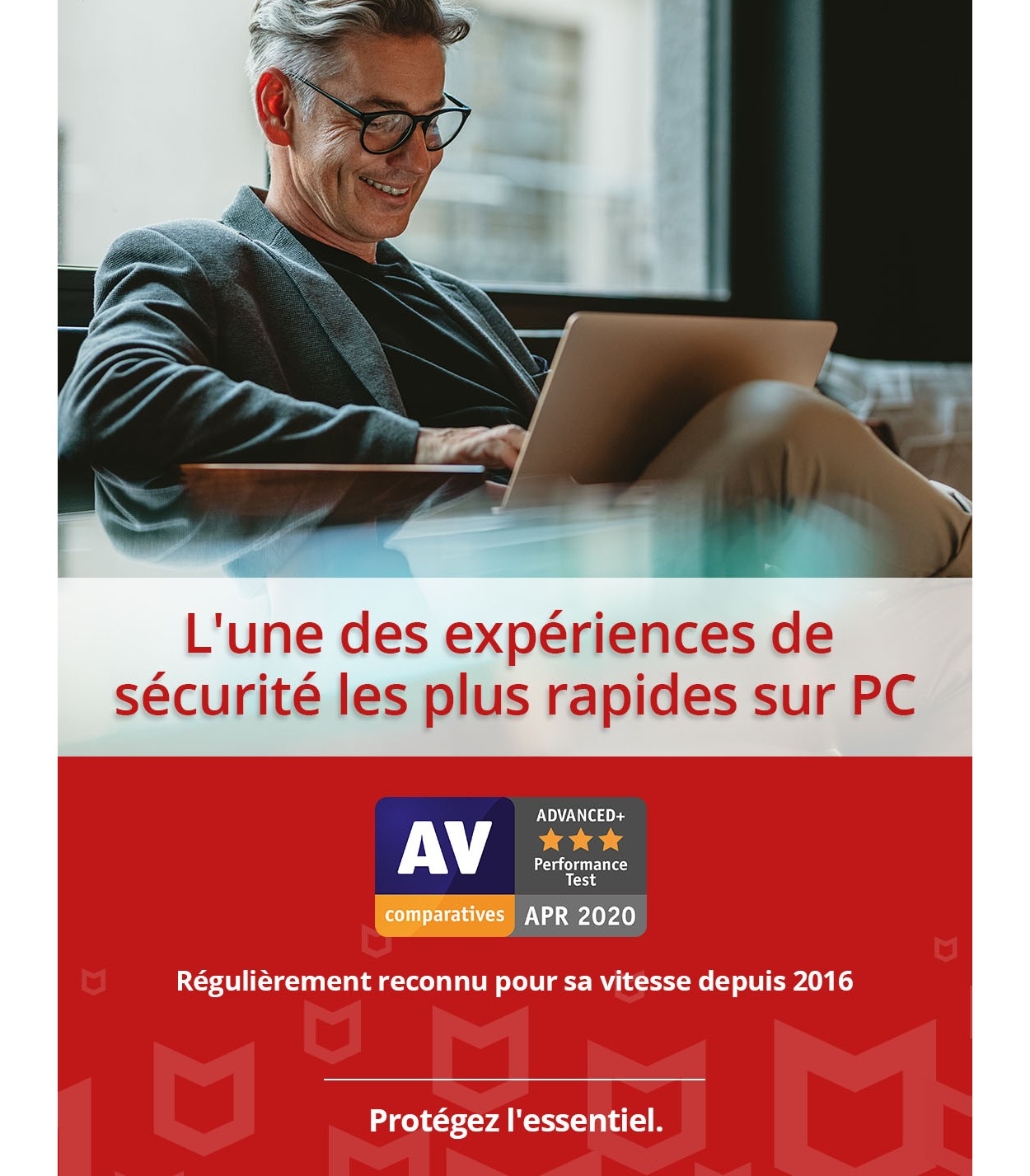 McAfee Total Protection 2021 + VPN | 10Appareils | 1 an | Windows - Mac - Android - iOS