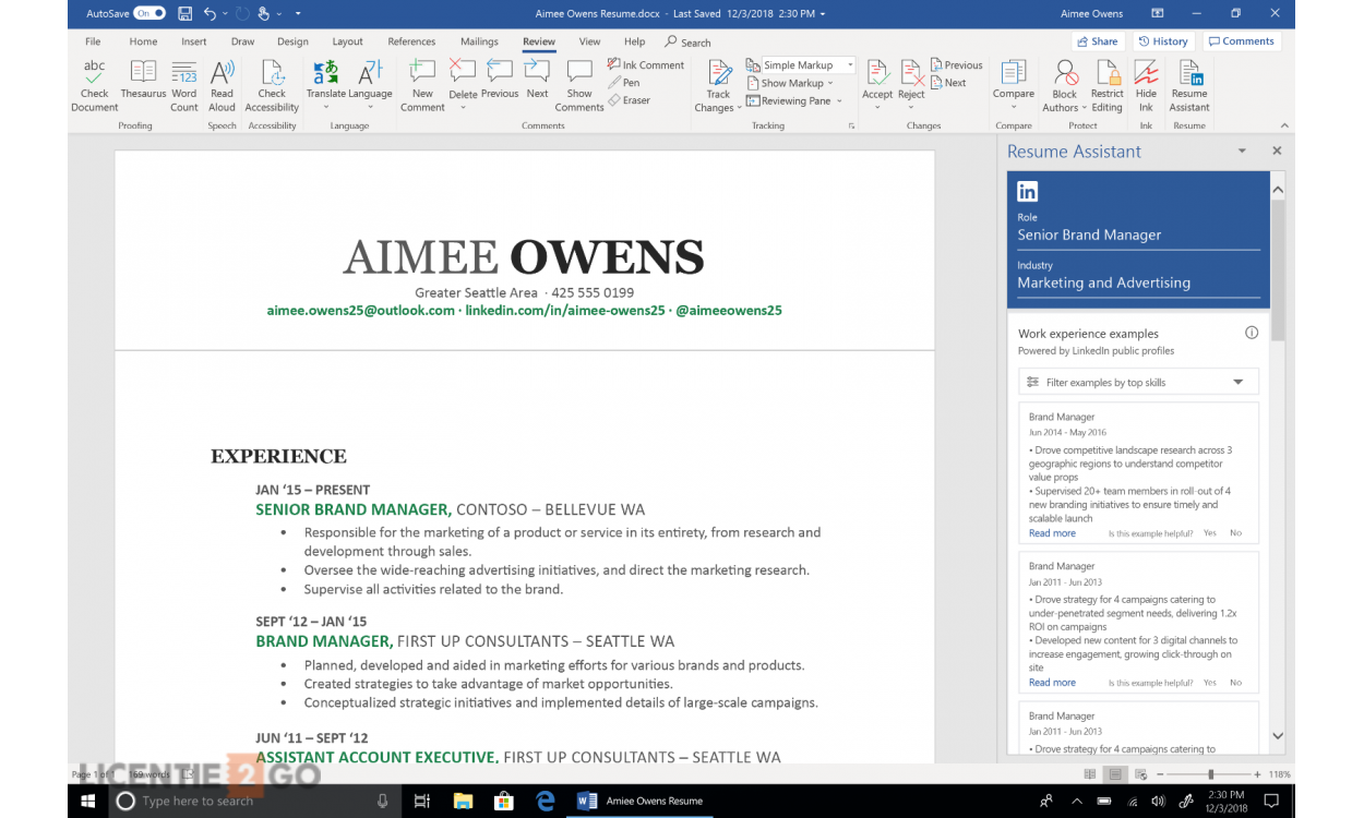 Microsoft Office 2019 Professional Windows