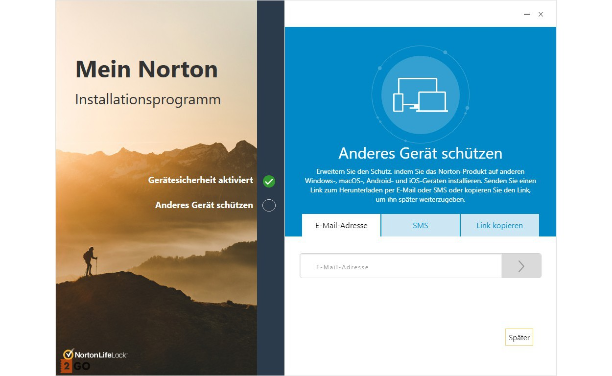 Norton 360 Deluxe  | 5-Geräte | 1-Jahr | 2021 | Windows | Mac |Android | iOS | 50GB Cloud-Speicher