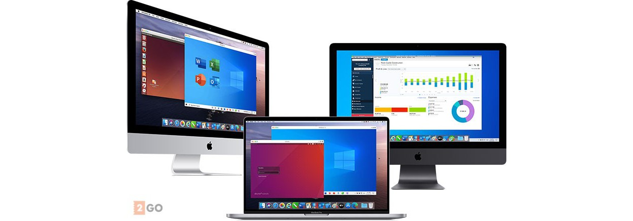 Parallels Desktop  16 | for Mac | Edu version | 1Year | 1 installation