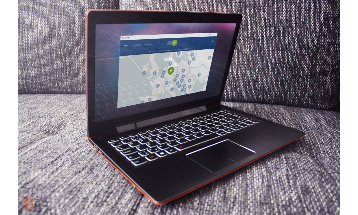 NordVPN Laptop