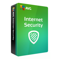 Beveiliging: AVG Internet Security | 1PC | 1jaar