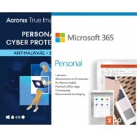 Black Friday: Acronis True Image Advanced 2021 + Microsoft 365 Personal | 1Device | 1Year