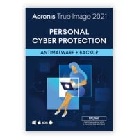 Backup en Onderhoud: Acronis True Image 2021 1PC/MAC | Eenmalige aanschaf
