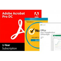 Adobe Acrobat Standard DC Multi-Language 1User 1Year