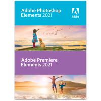 Adobe Photoshop + Premiere Elements 2021 | Windows | Multilanguage
