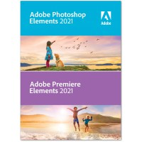 Multimedia: Adobe Photoshop Elements + Premiere Elements 2021 | Mac | Meertalig