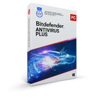 Beveiliging: Bitdefender Antivirus Plus 2021 | 1PC | 1jaar | Windows 10, 8, 7