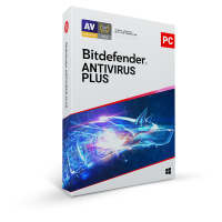 Bitdefender Antivirus Plus 2021 3PC 1year