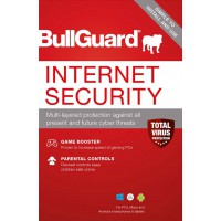 Internet Security: BullGuard Internet Security 3PC 1year