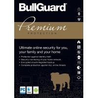 Beveiliging: BullGuard Premium Protection 10apparaten 2jaar