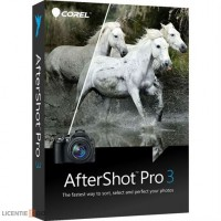 Photo editing: Corel AfterShot Pro 3 2019