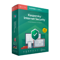 Internet Security: Kaspersky Internet Security | 1Device - 1year | 2021