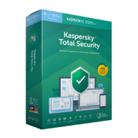 Kaspersky Total Security 2021 10Devices 1year
