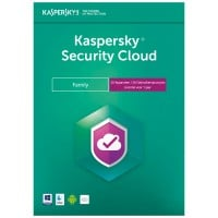 Mobile Security: Kaspersky Security Cloud Family - 20Devices 1year