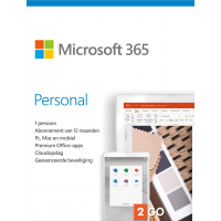 Microsoft 365: Microsoft 365 Personal | 1 User - 1 Year | Including Updates