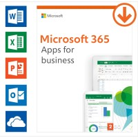 Office 365: Microsoft 365 apps for business Annual subscription | 1User | 15 Devices