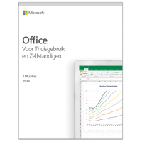 Office: Microsoft Office 2019 Thuisgebruik & Zelfstandigen Windows + Mac