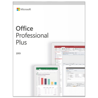 Microsoft Software: Microsoft Office 2019 Professional Windows