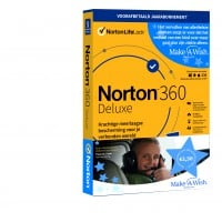 Norton 360 Deluxe | 5-Apparaten | 1-Jaar | 2021 | Windows | Mac | Android | iOS | 50GB Cloud Opslag