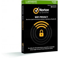 VPN: Norton WiFi Privacy 1-Apparaat 1 jaar
