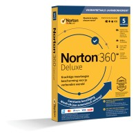 Black Friday: Norton 360 Deluxe | 5Devices - 1Year | Windows - Mac - Android - iOS | 50Gb Cloud Storage