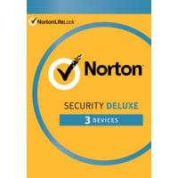 Black Friday: Norton Security Deluxe 3-Geräte 1 Jahr 2021 - Virenschutz enthalten - Windows | Mac | Android | iOS