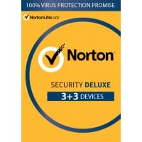 Black Friday: Norton Security Deluxe 6-Geräte 1 Jahr 2021 - inklusive Virenschutz - Windows | Android | iOS